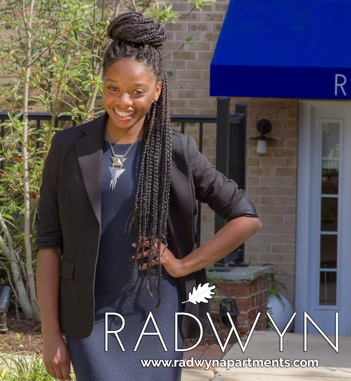 Radwyn Apartments: Radwyn Rambler May, 2017