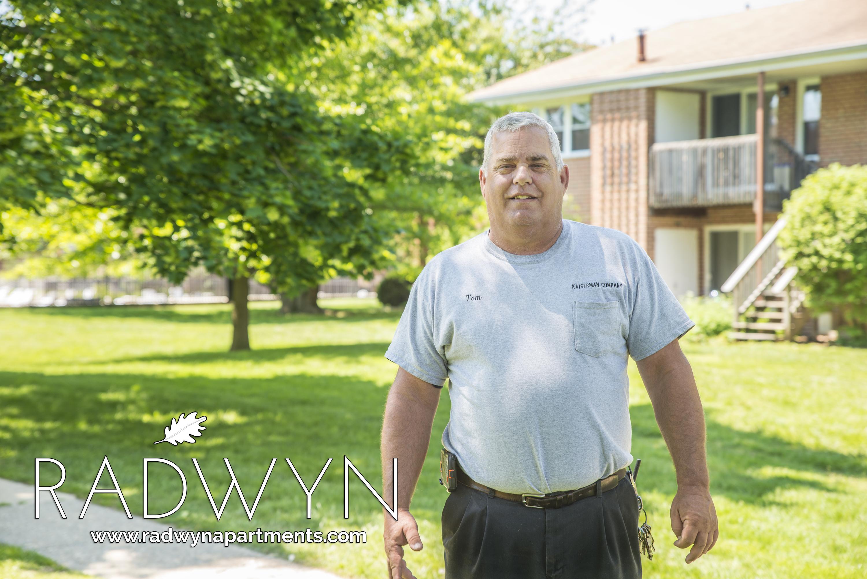Photo of Tom Petrella Maintenance Supervisor